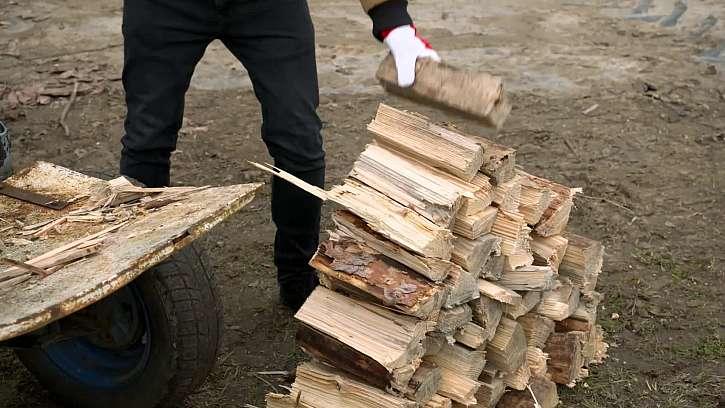 Jak si sestavit štípačku a šikovný špalíkovač