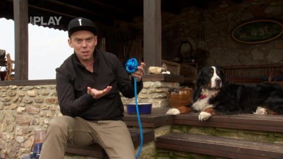Jak vyrobit uzel pro psa