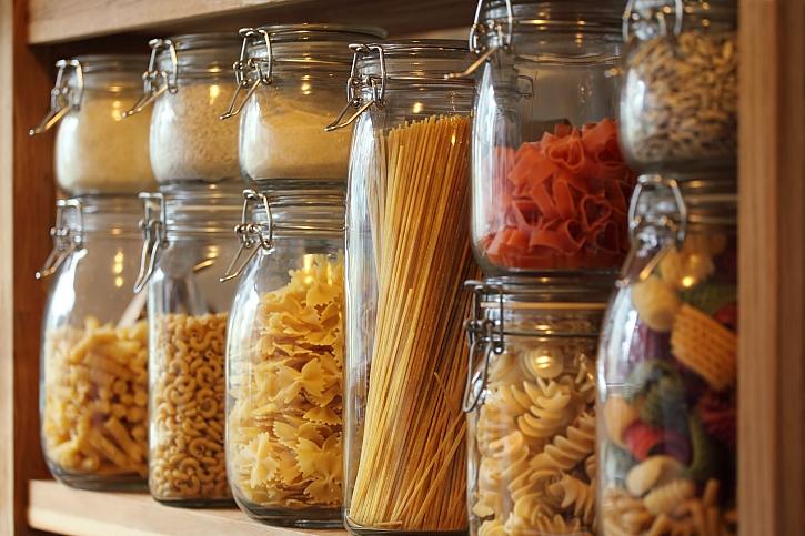 Uskladnění potravin