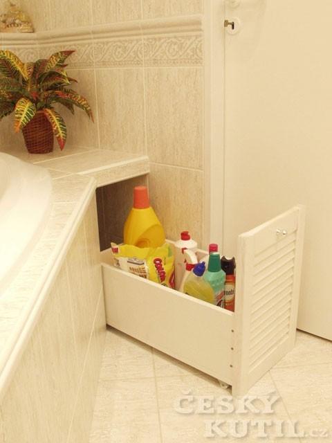 Rekonstrukce koupelny v paneláku – 1. díl