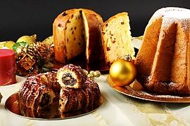 Vánoční pečivo, které pečou v jiných zemích