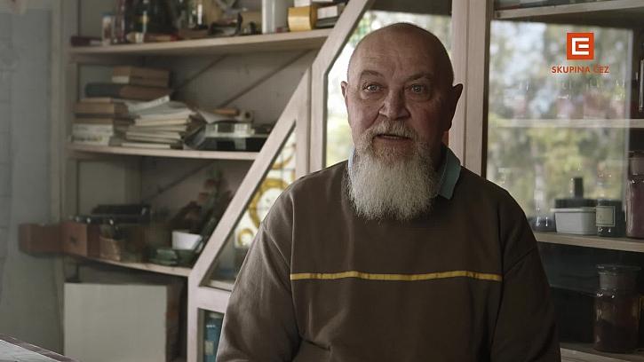 Jiří Černohorský vždy pracoval s vitrážemi