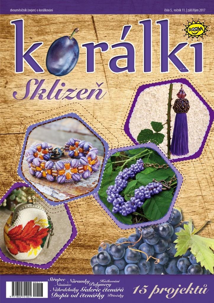 Sklizeň - Korálki 5/2017