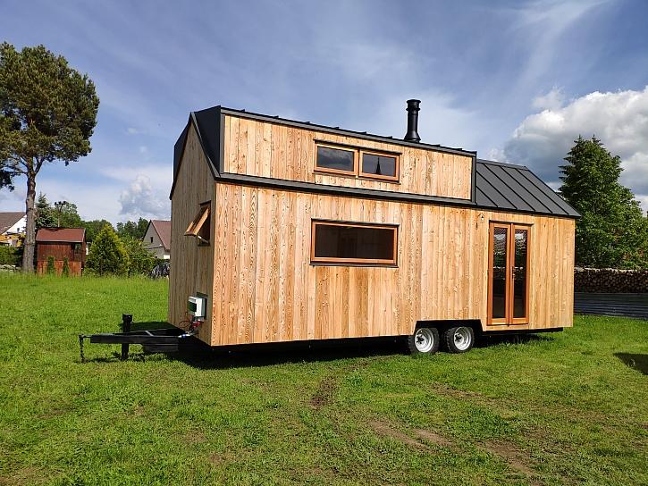 I malý dům může být splněným snem (Zdroj: Tiny Home)