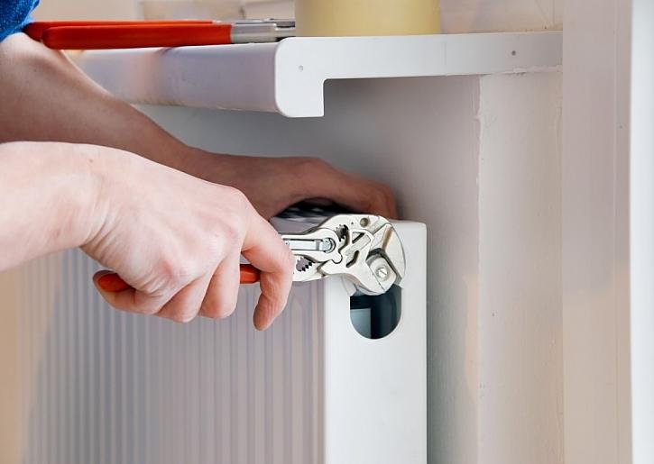 Sika kleště používají často při své práci instalatéři