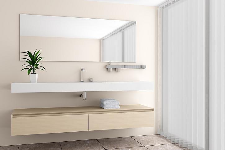 Upevnění bez vrtání dnes už není nemožné, přesvědčte se o tom v případě zrcadel (Zdroj: Depositphotos)