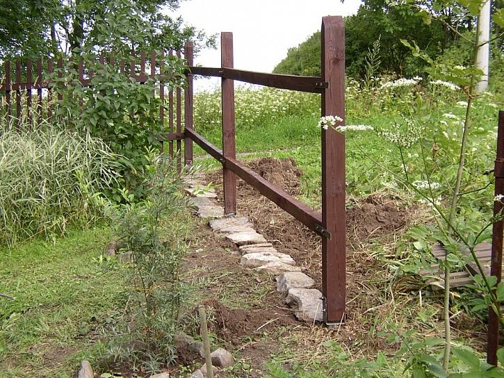 Příběh první: plot za jakéhokoliv počasí