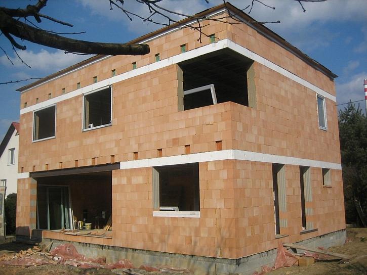 Pro bungalovy i řadovou výstavbu