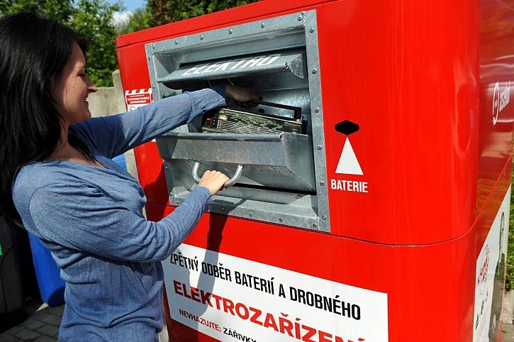 Recyklace elektrozařízení v České republice