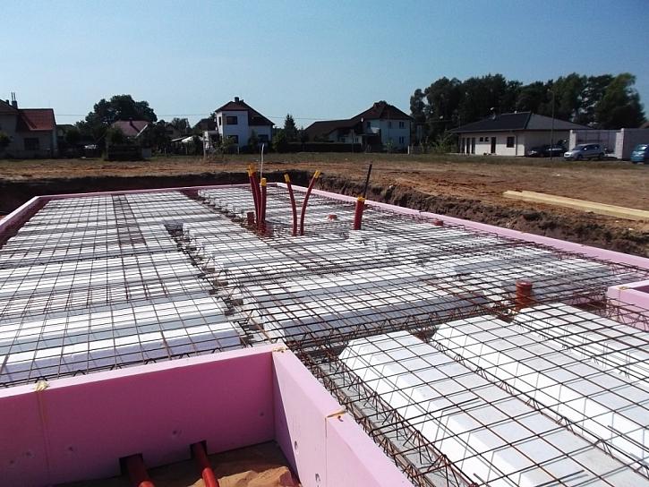 12) Tepelná izolace základové konstrukce