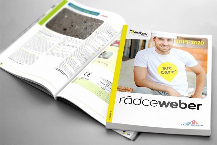 Už máte stavební příručku RÁDCE 2019? Právě vychází!