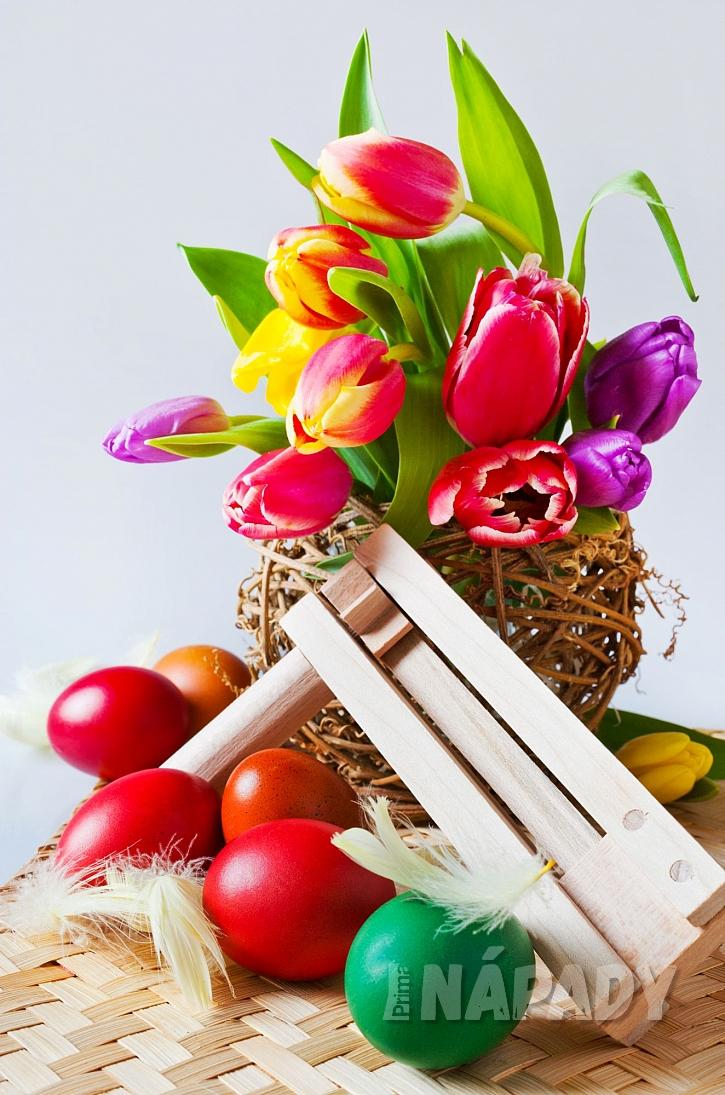 Velikonoční výzdoba