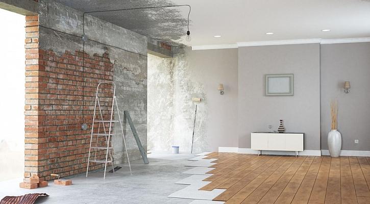 Legislativa při povolení rekonstrukce bytu