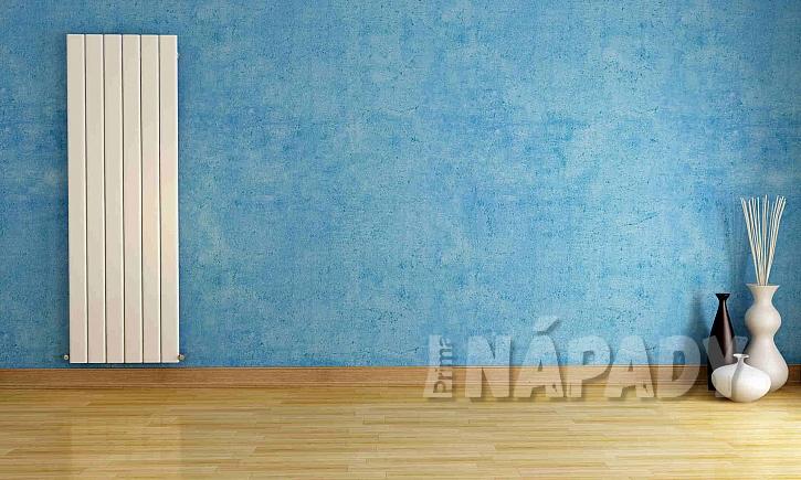 Designové topení je jedinečným prvkem v interiéru (Zdroj: Depositphotos.com)