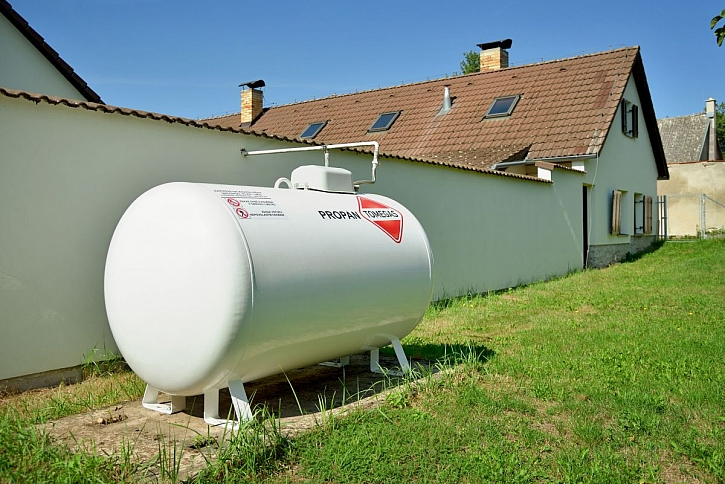 Topit plynem má mnoho pozitiv (Zdroj: Tomegas)