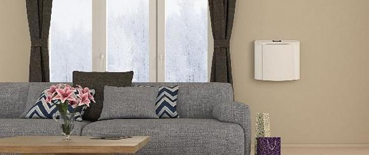 S-CONTROL: úsporné vytápění, chlazení a větrání