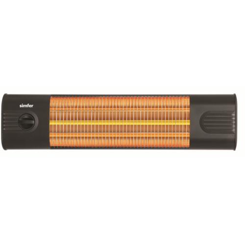 Karbonový infrazářič Simfer S3250WTB-T