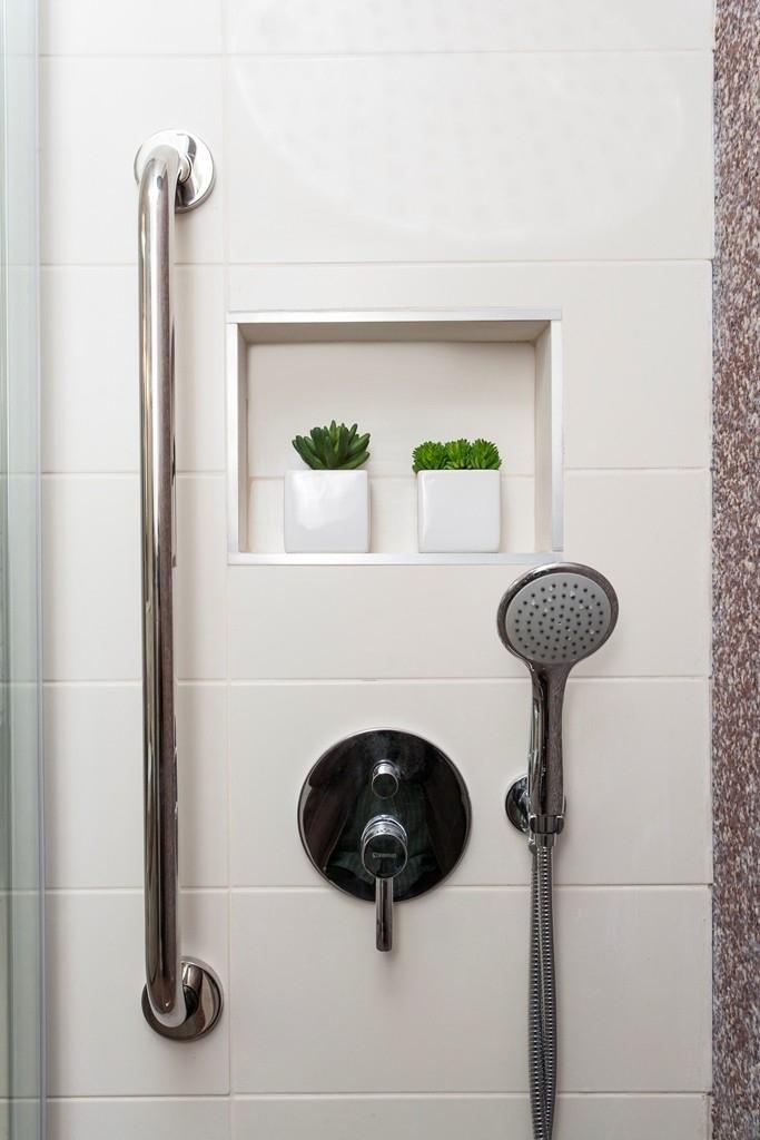 Detail sprchy