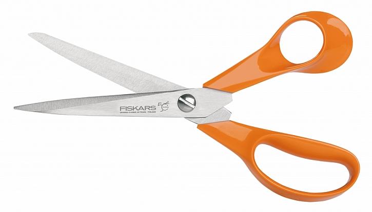 Kultovní oranžové nůžky Fiskars slaví jubileum