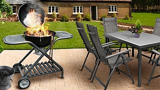 Zahradní nábytek: Proč jíst doma, když je venku hezky