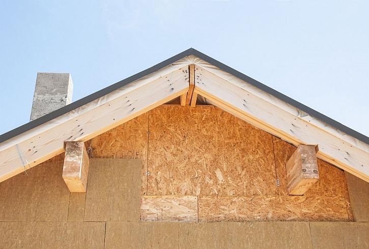 Izolaci je nutné provést důkladně od podlah až po střechu