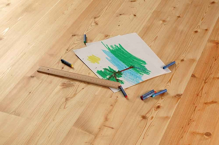 Dřevěné podlahy z masivního dřeva