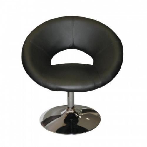 Křeslo MONTE CARLO černé K99, IDEA nábytek