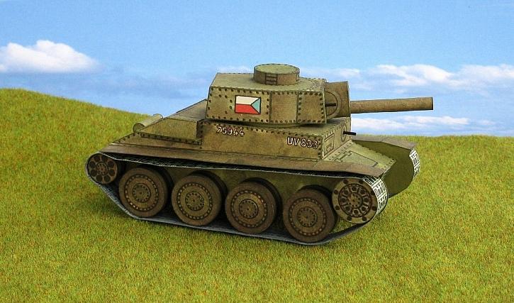Tank CKD