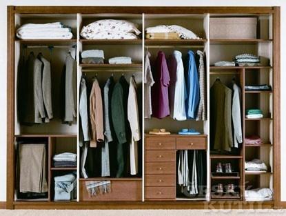 Vestavěné skříně vyřeší vaše problémy s místem