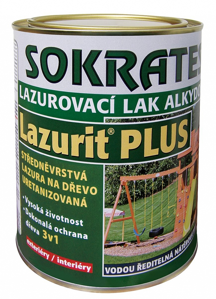 Lazurit plus Sokrates