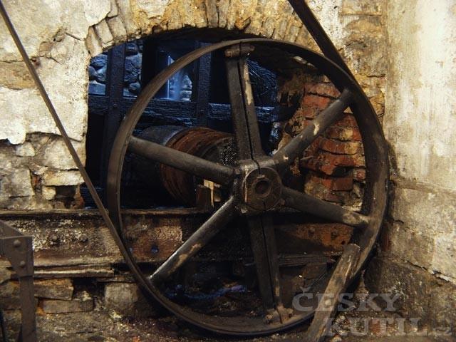 Historie výroby železa a vodní hamr