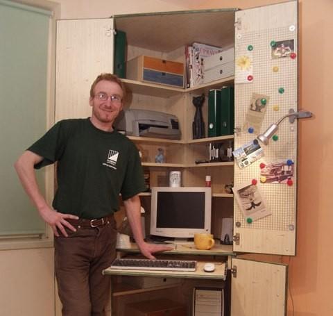 Počítač ve skříni – 3. díl