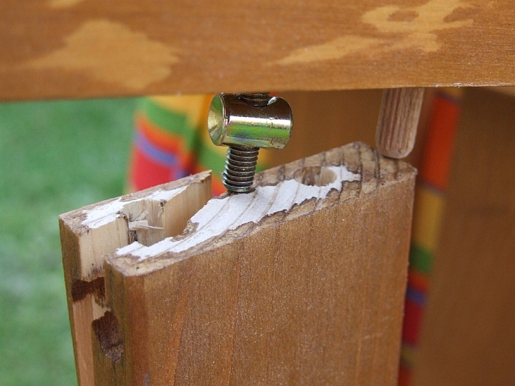 Zvláštní případy lepení dřeva