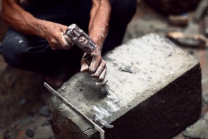 Dějiny kamenictví patří k těm nejpůvodnějším (Zdroj: Depositphotos)