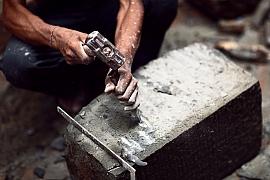 Kamenictví je připomínkou zajímavého řemesla