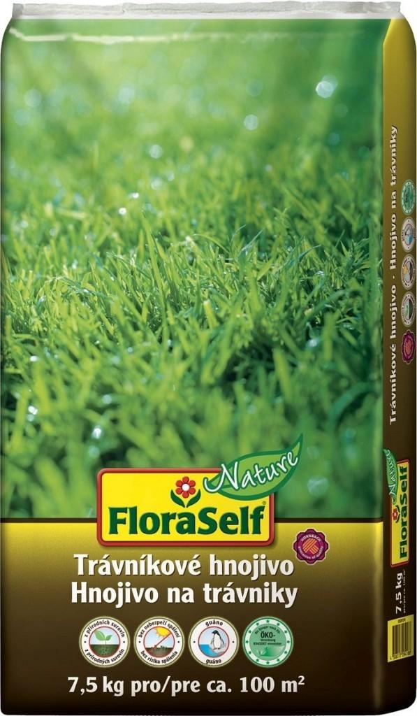 Základní péče o trávník