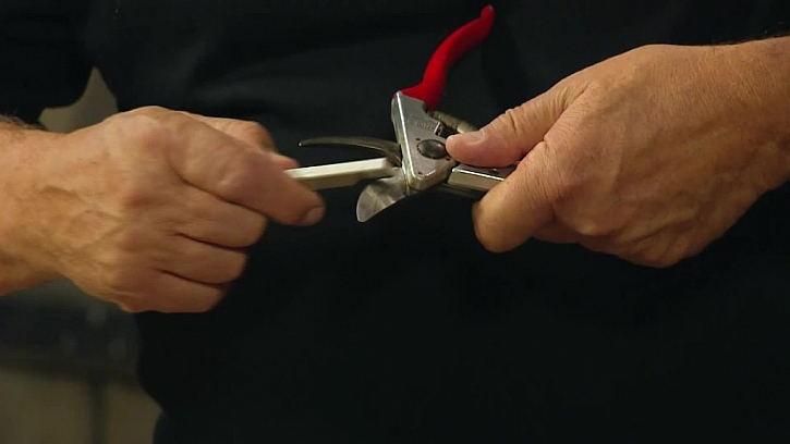 Magnetický brousek
