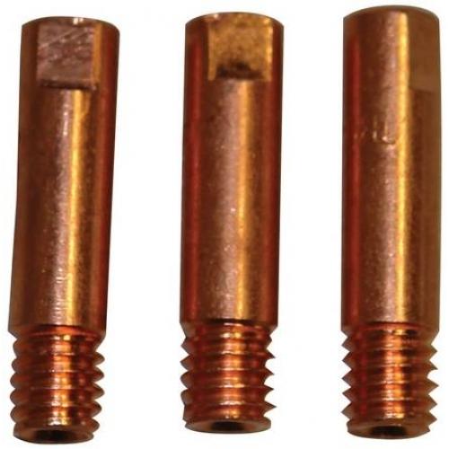 GÜDE příslušenství ke svářecímu kabelu - proudová tryska Cu 0,8mm, sada