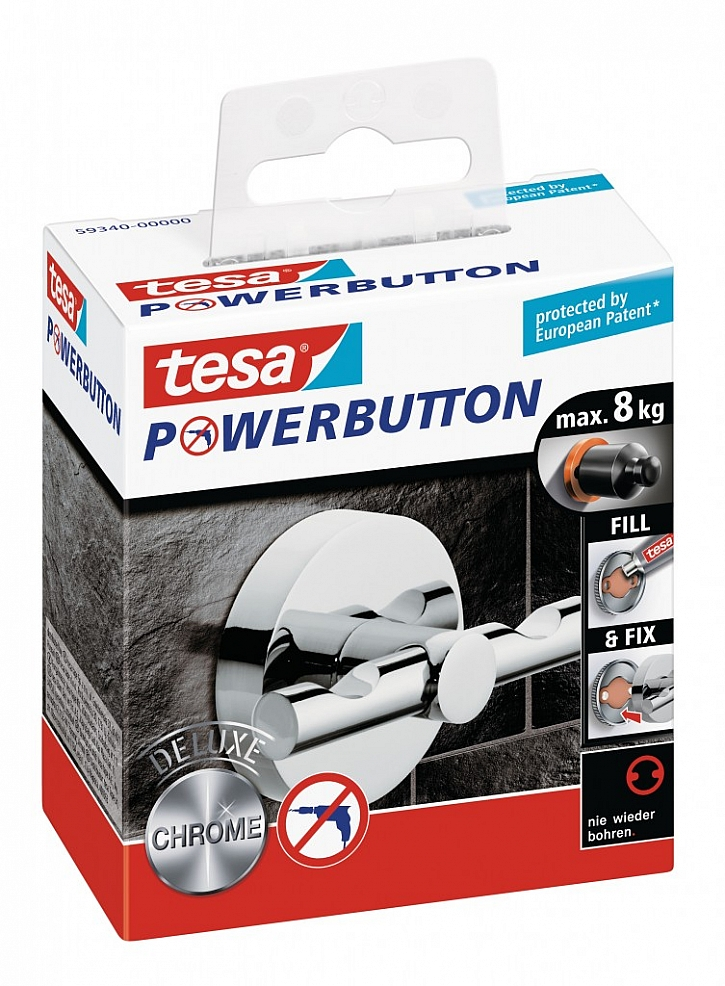 tesa® Powerbutton