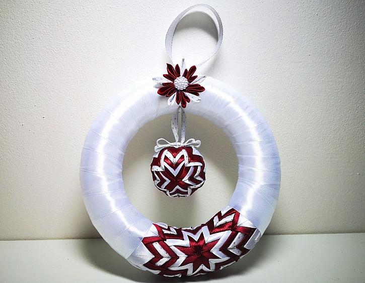 Vánoční výzdobu vyměníme za dekoraci se zimní tématikou (Zdroj: Pavlína Wagnerová Málková)