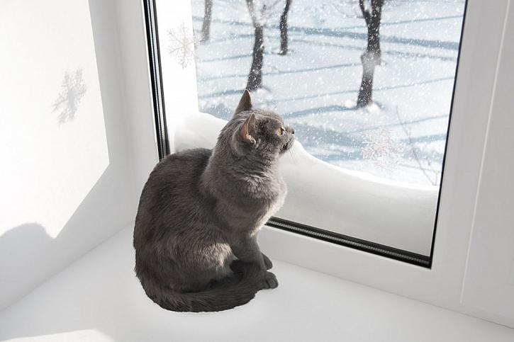 Zateplení oken je účinné a snadné