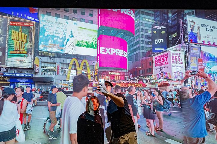 CAMP zve návštěvníky na cestu kolem světa (Zdroj: CAMP)