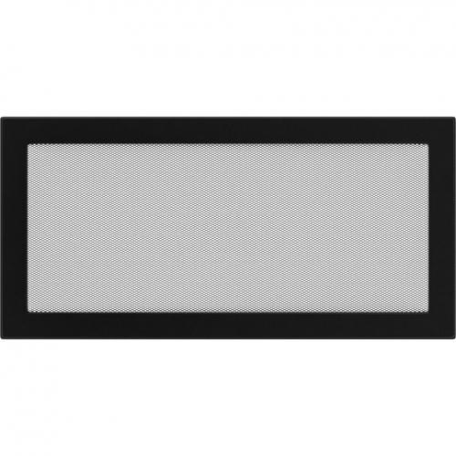 Krbová mřížka 22x45 BASIC černá