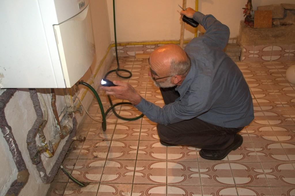Inspektoři nemovitostí radí - Vnitřní instalace 2.