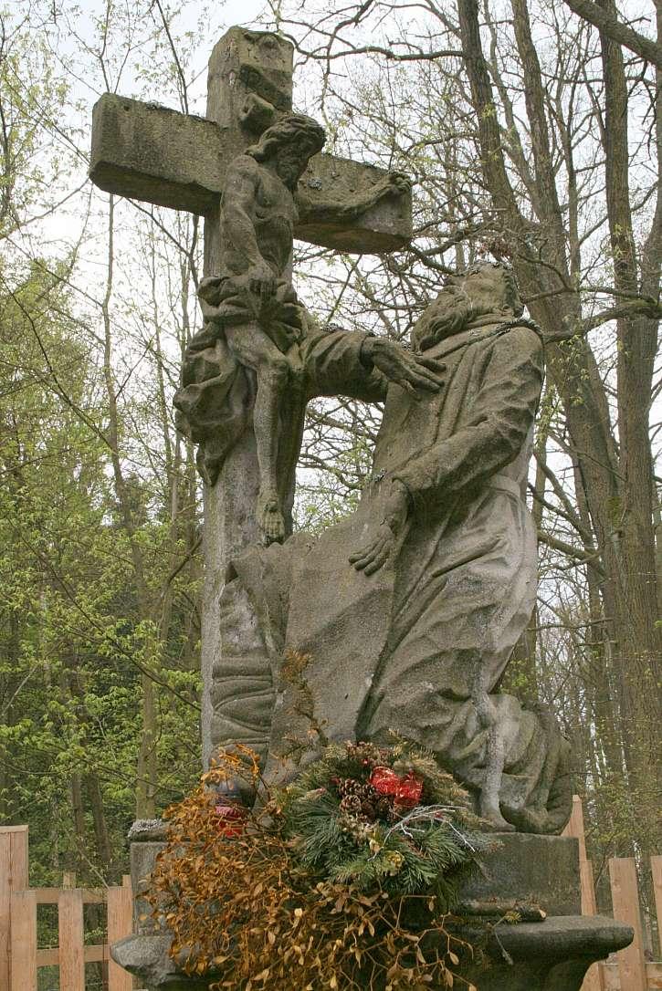 Pomník sv. Peregrina