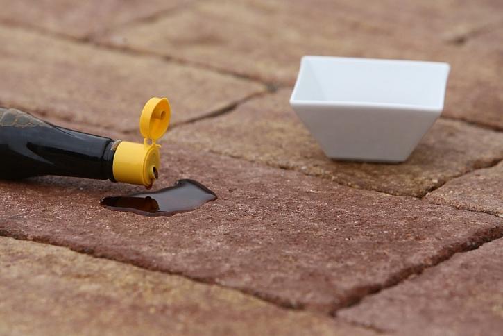 Jak je možné, že jdou skvrny z betonu odstranit?