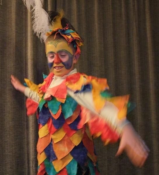 Čas dětských karnevalů je tady