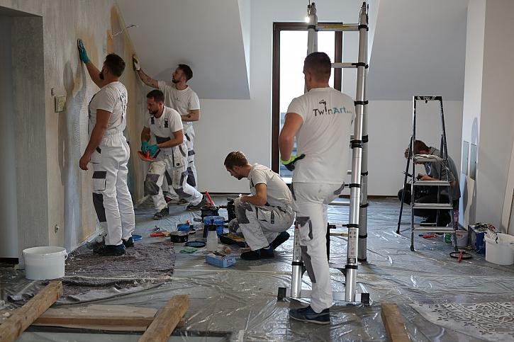 Parta malířů