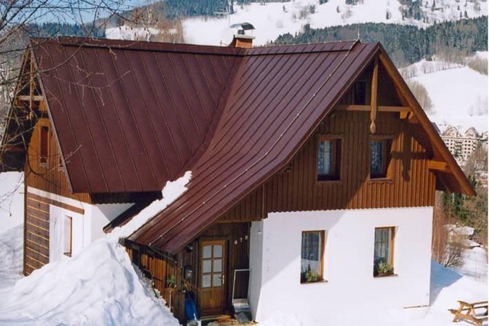Jak připravit střechu na zimu