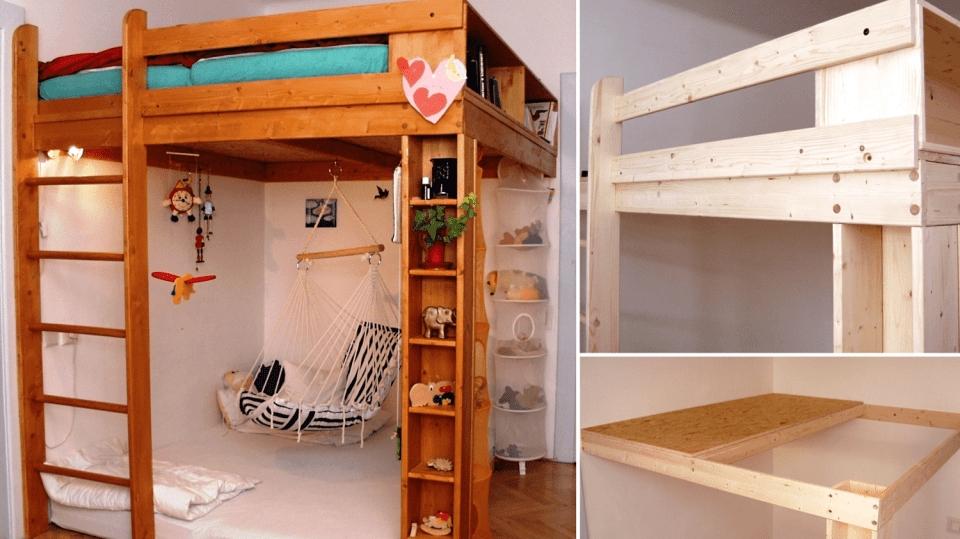 Patro na spaní vyřeší nedostatek místa v malém bytě